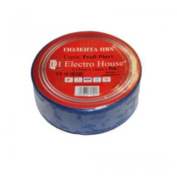 Изолента Electro House 5м 0,15х18мм 10шт/уп.